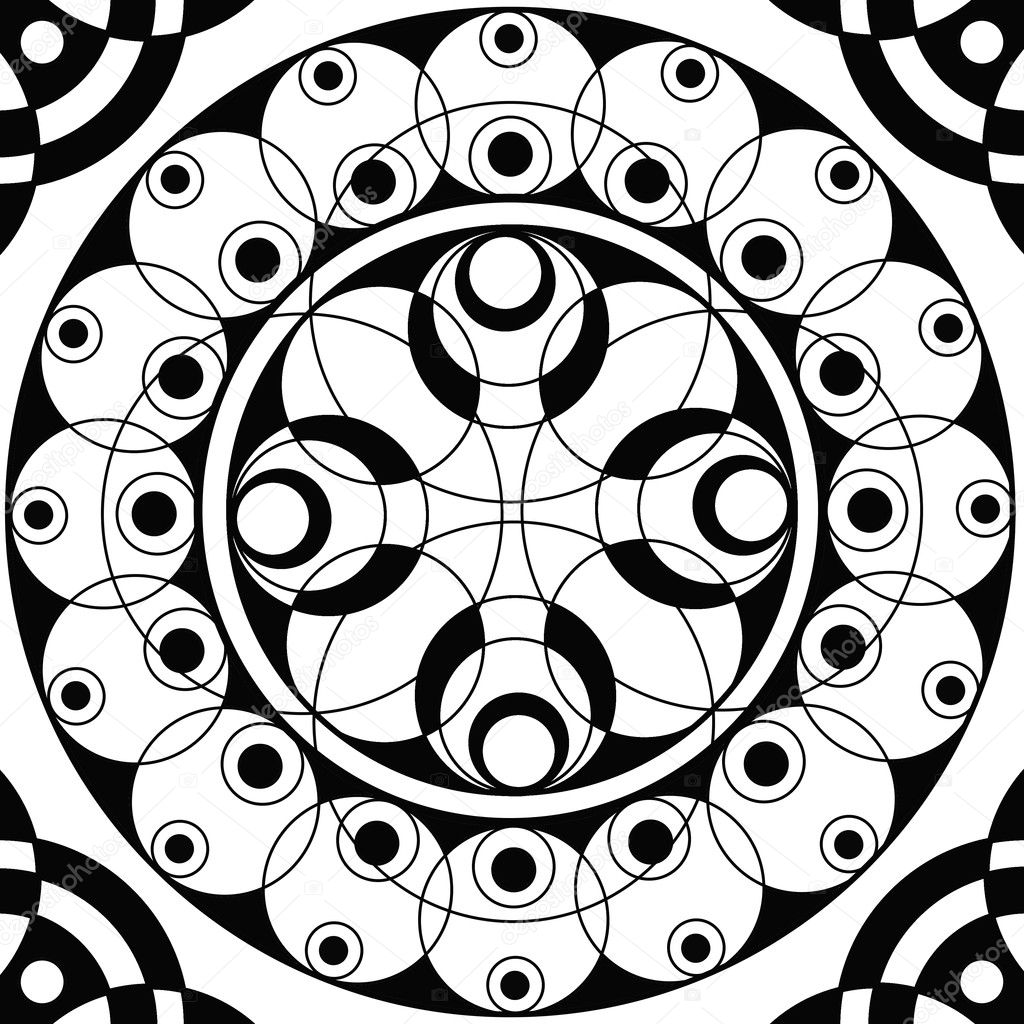 sacred mandala coloring pages - photo#48