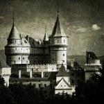 Castle Bojnice — Stock Photo