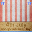 The fourth of july independence day — Stock Photo #10990808