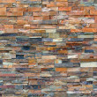 Brick wall stone backgrounds textureoto — Stock Photo #11375902