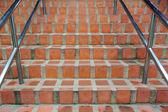 Escada de concreta — Fotografia Stock