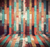 Wood material background for Vintage wallpaper — Stock Photo