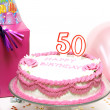 Happy 50th Birthday — Stock Photo #12053198