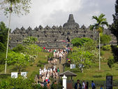 Borobudur Temple — Stock Photo
