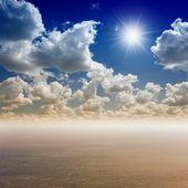 Beautiful sea and sky — Stock Photo