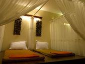 Massage room — Stock Photo