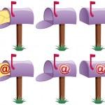 Mailbox — Stock Vector #11071619