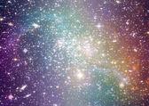 Far away galaxy — Stock Photo