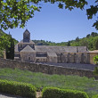Abbey of Senanque,Provence,France — Stock Photo
