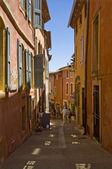Roussilon, provence, frankrijk — Stockfoto