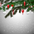 Christmas background — Stock Vector #12070111
