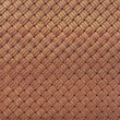 Leather background with interlaced design — Stock Photo