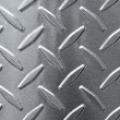Stock Photo: Diamond plate