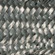 Stock Photo: Metal mesh