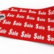 sale-tag — Stockfoto
