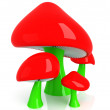 Mushrooms — Stockfoto #10843709