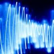 Audio wave — Stock Photo