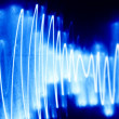 Stock Photo: Audio wave