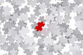 パズルのピース — ストック写真