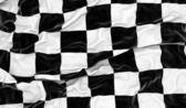 Checkered flag — Foto Stock