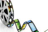 Film — Stock Photo