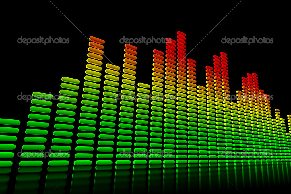 Equalizer — Stock Photo #10843519