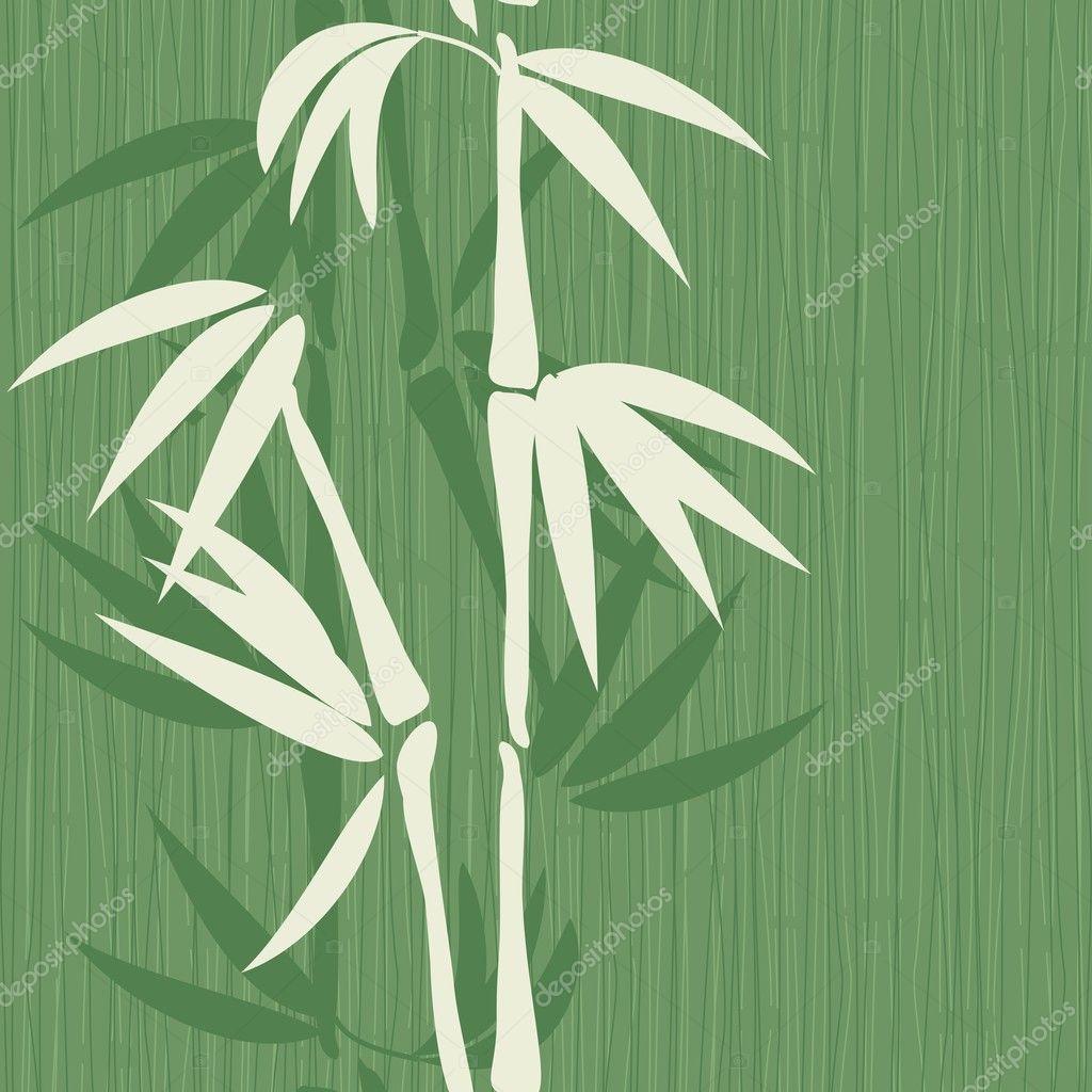 Трафареты бамбук для декора своими руками шаблоны