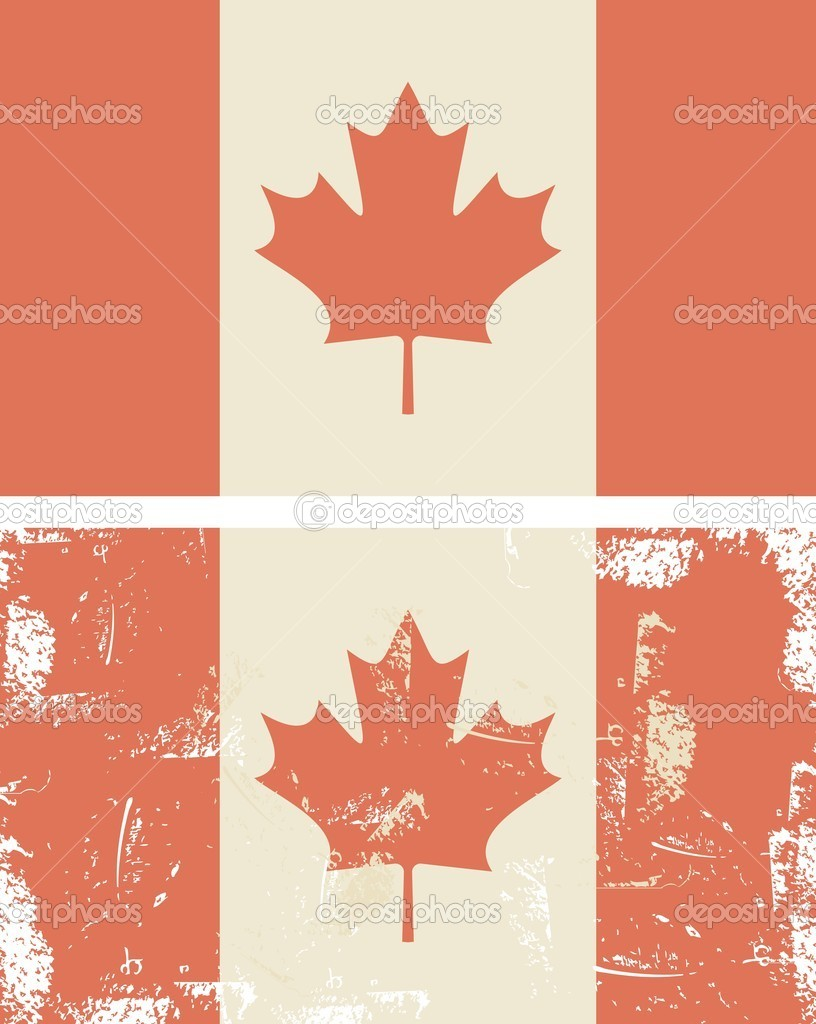Canadian flag — Stock Vector #12158855