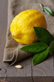 Lemon. — Stock Photo