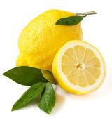 Fresh lemon. — Stock Photo
