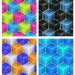 Seamless abstract colorful background — Stok Fotoğraf #11359250