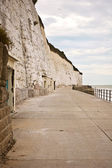 Chalk cliffs — Stockfoto