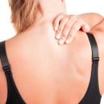 Back Pain — Stock Photo
