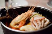 Asain sukiyaki — Stock Photo