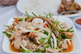 Thai style cuisine — Stock Photo