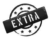 Stamp - EXTRA — Stock Photo