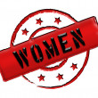 Stamp - WOMEN - Stock Photo