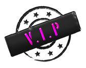 Stamp - VIP — Stock Photo