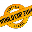 World Cup 2014 — Stock Photo #11073532