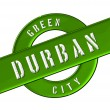 GREEN CITY DURBAN — Stock Photo #11246797
