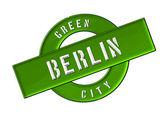 GREEN CITY BERLIN — Stock Photo