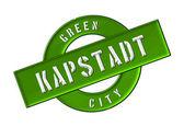 GREEN CITY KAPSTADT — Stock Photo