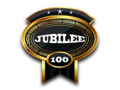 Medaille - jubileum - 1-1 — Stockfoto