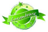 Królewski gród - luksemburg — Zdjęcie stockowe