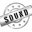Stamp - SOUND — Stock Photo #11915700