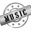 Stamp - MUSIC — Stock Photo #11915712