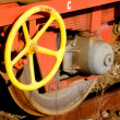 Foto Stock: Wagon wheel