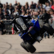 Demonstration of Quad bike — Stok Fotoğraf #11345706