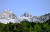 The pre-Alps — Stock Photo