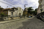 Rio de janeiro, santa teresa — Stockfoto